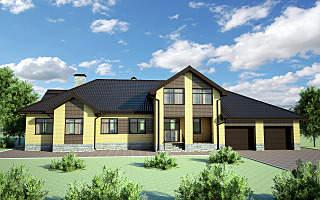 1280 X 800 197.1 Kb Проекты уютных загородных домов