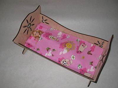 1920 X 1440 578.2 Kb 1920 X 1440 551.7 Kb Кроватка для кукол, лучший подарок для вашего малыша