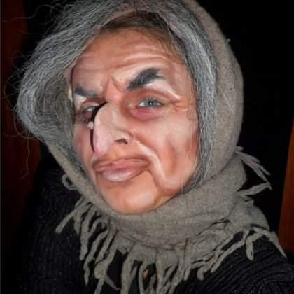 Грим бабы яги фото работа телефон для девушек