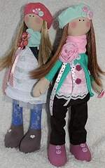 1920 X 3064 408.0 Kb Текстильные истории: куклы для вас и ваших близких! и немного тканей...