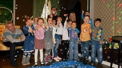1280 X 720 226.8 Kb Клоун Тимка и гигантские пузыри на Ваш детский праздник!