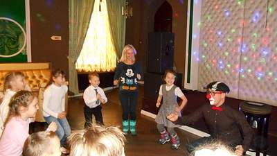 1280 X 720 180.4 Kb 1280 X 720 226.8 Kb Клоун Тимка и гигантские пузыри на Ваш детский праздник!