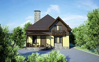 1280 X 800 227.2 Kb 1280 X 800 224.0 Kb Проекты уютных загородных домов