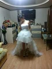 1224 X 1632 243.9 Kb Продам свадебное платье