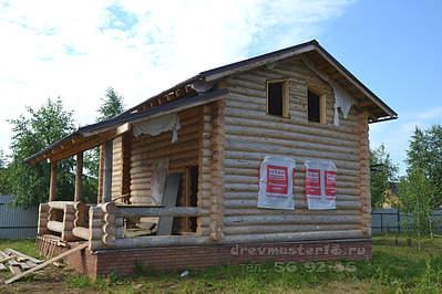 1200 X 800 395.6 Kb Шлифовка, покраска, конопатка, герметизация деревянных домов и бань от профессионалов