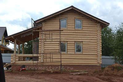 1200 X 800 343.0 Kb Шлифовка, покраска, конопатка, герметизация деревянных домов и бань от профессионалов