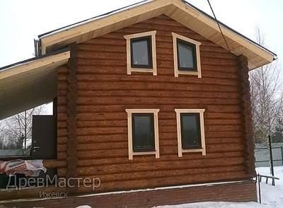 1200 X 882 397.4 Kb Шлифовка, покраска, конопатка, герметизация деревянных домов и бань от профессионалов