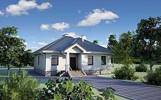1280 X 800 207.1 Kb Проекты уютных загородных домов