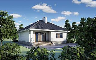 1280 X 800 209.9 Kb 1280 X 800 207.1 Kb Проекты уютных загородных домов