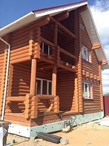 1920 X 2570 1017.0 Kb Шлифовка, покраска, конопатка, герметизация деревянных домов и бань от профессионалов