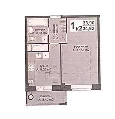 783 X 808 87.3 Kb ЖК Зеленый мыс 1- 3ком. ,93м2, сдача 14г.(фото)последние квартиры