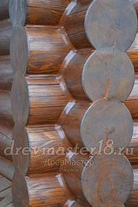 570 X 855 257.7 Kb Шлифовка, покраска, конопатка, герметизация деревянных домов и бань от профессионалов