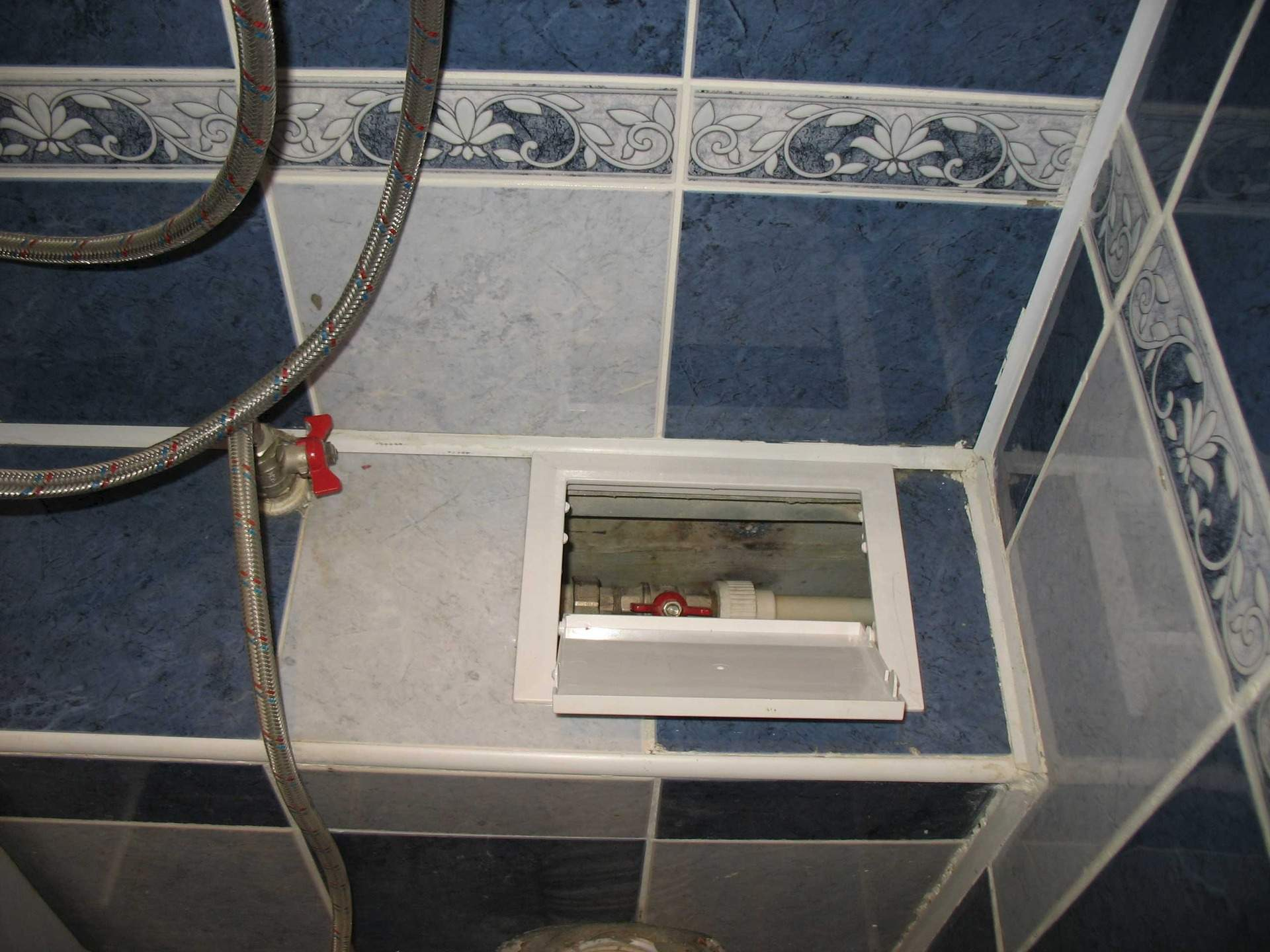 схема установки счетчиков воды для согласования