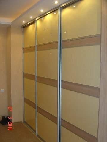 Сделать встроенный шкаф-купе. : строительные услуги - спрос.