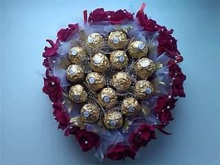1920 X 1440 572.5 Kb Букеты из конфет, фруктовые букеты, композиции с живыми цветами, топиарии
