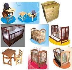 427 X 417 71.3 Kb Детские кроватки, стульчики, комоды.