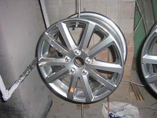 1920 X 1440 729.3 Kb Окраска автомобильных дисков