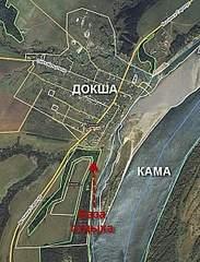 229 X 300 48.0 Kb продам участок 2 га Докша ,Кама (фото)