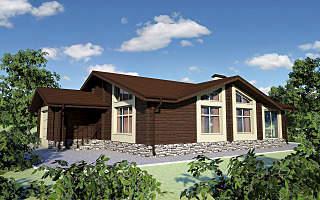 1280 X 800 203.0 Kb 1280 X 800 208.7 Kb Проекты уютных загородных домов