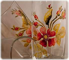 1182 X 1024 166.8 Kb 1280 X 927 159.5 Kb витражная роспись - бокалы, вазы в подарок
