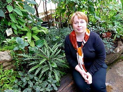 800 X 600 317.0 Kb 'Сад в стекле'. Композиции из растений.