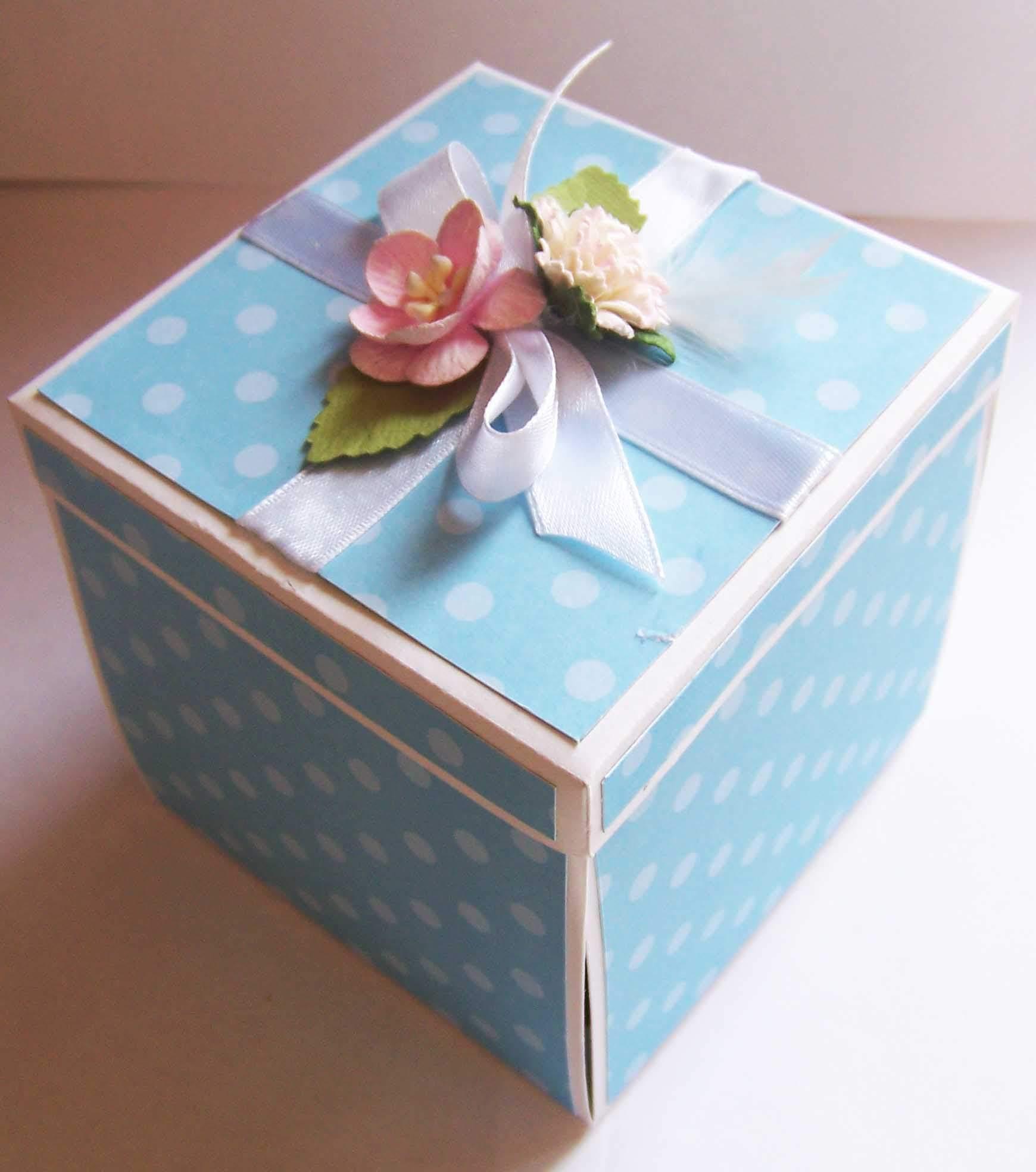 коробочки для подарков скрапбукинг фото объявления продаже дома
