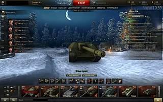 1440 X 900 508.2 Kb 'Мир Танков'