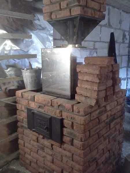 960 X 1280 267.2 Kb Печь для бани: изготовление, доставка и установка, строительство бань 'под ключ'