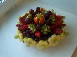 1920 X 1440 558.8 Kb Букеты из конфет, фруктовые букеты, композиции с живыми цветами, топиарии