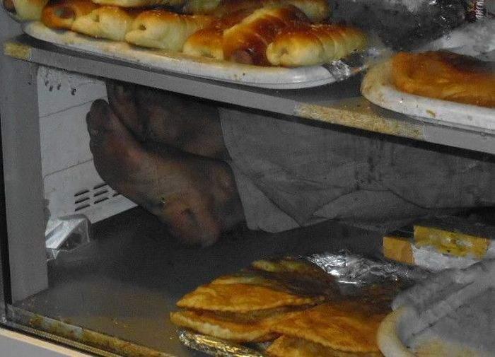Как готовят шаурму в ларьках шаурма