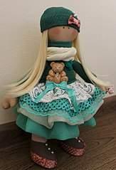 411 X 604 51.9 Kb Текстильные истории: куклы для вас и ваших близких! и немного тканей...