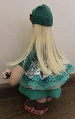 381 X 604 42.3 Kb 411 X 604 51.9 Kb Текстильные истории: куклы для вас и ваших близких! и немного тканей...