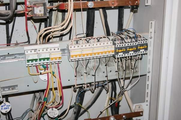 604 x 402 Электромонтаж, электрик