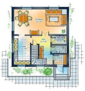 600 X 646 151.9 Kb 747 X 437 179.3 Kb Проектирование Вашего будущего дома, дизайн Вашего интерьера