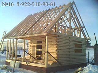 640 X 480 44.4 Kb Деревянные Дома, Бани, Беседки-под ключ. Отделочные и кровельные работы. Фото