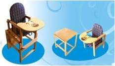 233 x 134 Новые Детские кроватки, стульчики для кормления от фабрики-производителя.