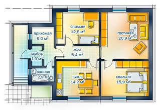 523 X 359 52.4 Kb Проектирование Вашего будущего дома, дизайн Вашего интерьера