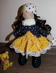 1920 X 2491 385.3 Kb Текстильные истории: куклы для вас и ваших близких! и немного тканей...