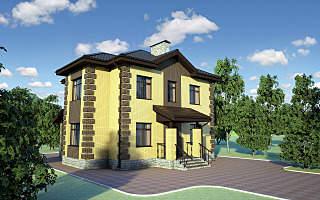 1280 X 800 209.3 Kb Проекты уютных загородных домов