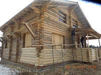 1300 X 975 600.5 Kb Шлифовка, покраска, конопатка, герметизация деревянных домов и бань. Профессионально!