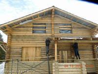 1300 X 975 573.0 Kb 1300 X 975 600.5 Kb Шлифовка, покраска, конопатка, герметизация деревянных домов и бань. Профессионально!