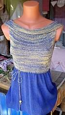 1322 X 2360 640.9 Kb Оригинальная вязаная одежда ручной работы. ФОТО наших работ