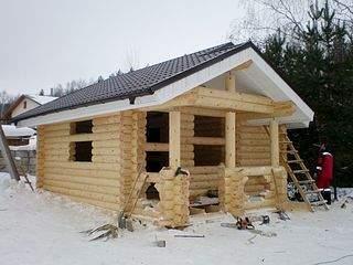 1024 X 768 109.2 Kb Строительство и Проектирование домов, коттеджей, бань под ключ! (ФОТО)