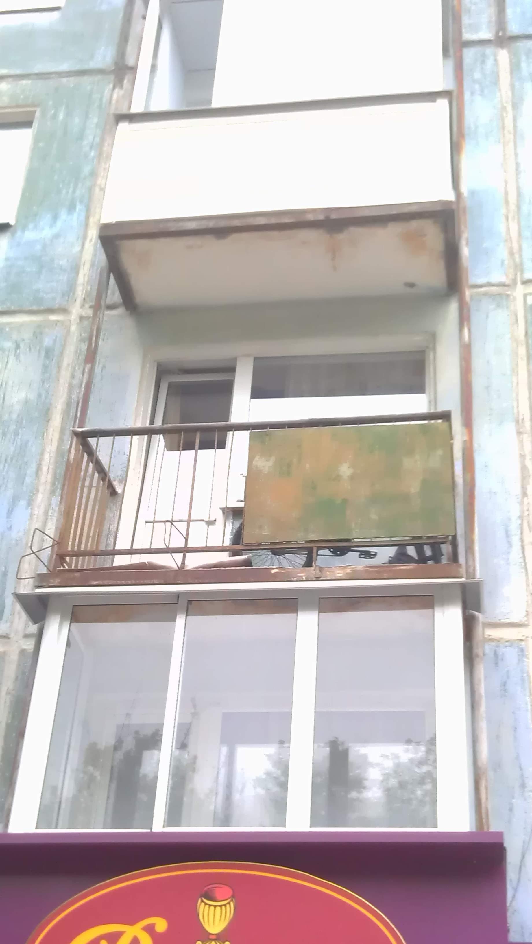 Требуется обшить балкон : строительные услуги - спрос.