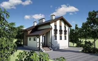 1120 X 700 844.4 Kb Проекты уютных загородных домов