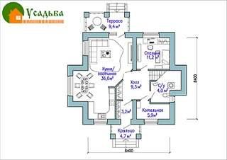 990 X 700 229.0 Kb Проекты уютных загородных домов