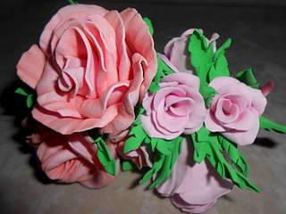 1920 X 1440 208.5 Kb Реалистичные цветы из фоамирана.Подарки и украшения ручной работы из фоамирана