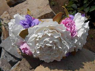 1920 X 1440 237.8 Kb Реалистичные цветы из фоамирана.Подарки и украшения ручной работы из фоамирана