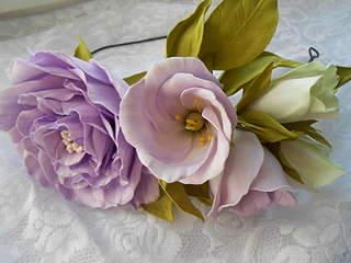 1920 X 1440 206.9 Kb Реалистичные цветы из фоамирана.Подарки и украшения ручной работы из фоамирана