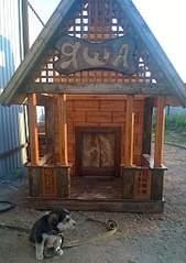 724 X 1024 291.2 Kb деревянный дом для вашего питомца и не только
